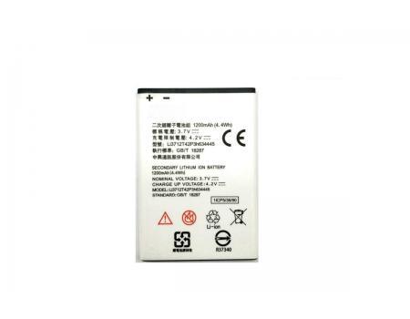 Аккумулятор для ZTE V815W/Kis 2 Max/МТС Smart Start/МТС Smart Start 3 Li3712T42P3H634445 1200mAh