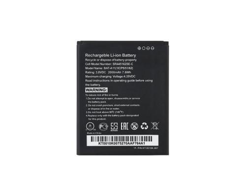Аккумулятор для Acer Liquid Z330/M330/Z410/Z320 BAT-A11 Vixion