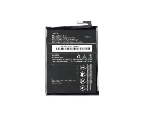 Аккумулятор для Micromax Q392 Canvas Juice 3 Vixion