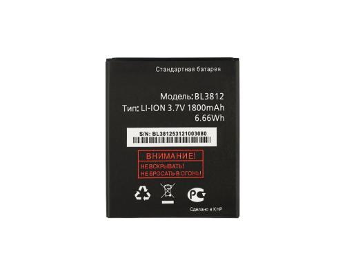 Аккумулятор для Fly IQ4416 Era Life 5 BL3812 Vixion