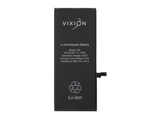 Аккумулятор для iPhone 6 Plus с монтажным скотчем Vixion 2915 mAh