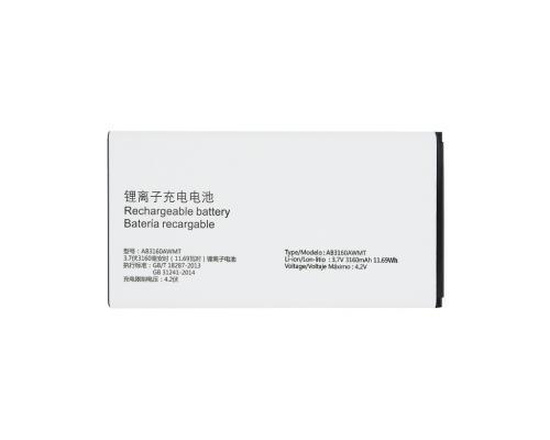 Аккумулятор для Philips E570 AB3160AWMT Vixion