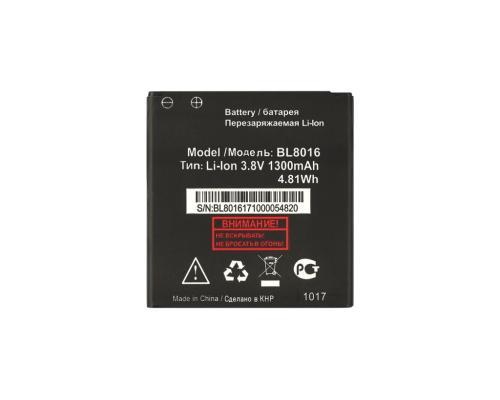 Аккумулятор для Fly FS408 Stratus 8 BL8016 Vixion
