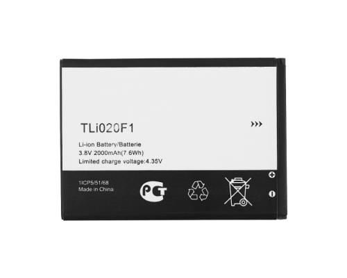 Аккумулятор для Alcatel 5045D/5010D/5042D/5042X/6036Y/7041D TLi020F1 Vixion