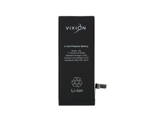 Аккумулятор для iPhone 6S с монтажным скотчем Vixion 1715 mAh