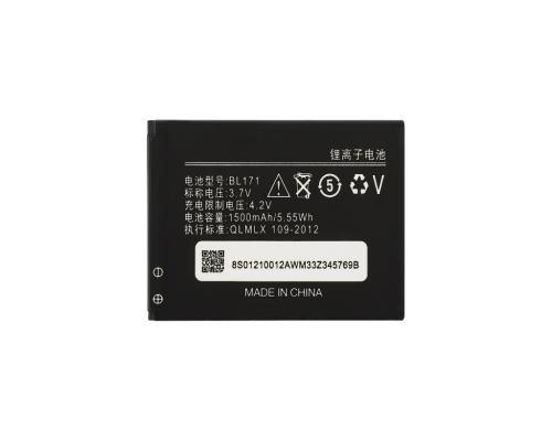 Аккумулятор для Lenovo A319/A390/A60/A65 BL171 Vixion