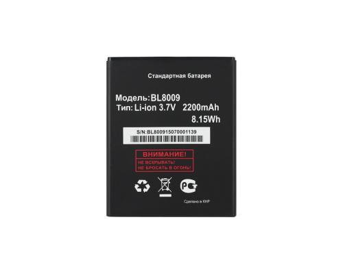 Аккумулятор для Fly FS451 Nimbus 1 BL8009 Vixion