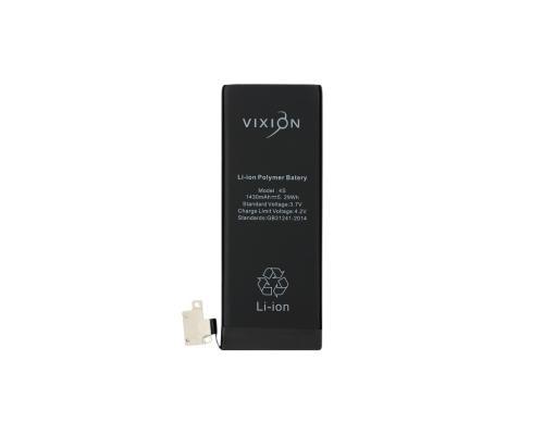 Аккумулятор для iPhone 4S с монтажным скотчем Vixion 1430 mAh