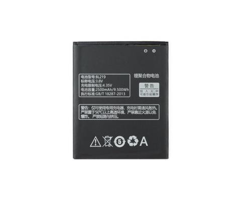 Аккумулятор для Lenovo A916/S856/A880/A889/A890/S810/A850 Plus BL219 Vixion