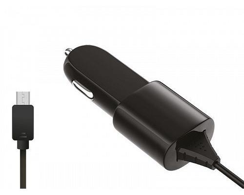 Автомобильное зарядное устройство microUSB Olmio 2.1A