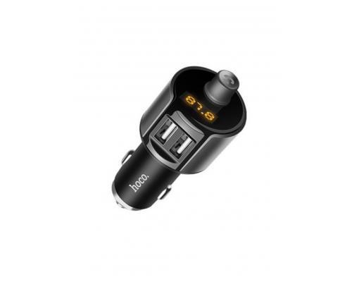 Автомобильное зарядное устройство 2USB Hoco E19
