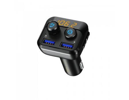 Автомобильное зарядное устройство Remax RCC-105 с FM модулятором