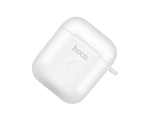Беспроводное зарядное устройство-чехол для AirPods Hoco CW22