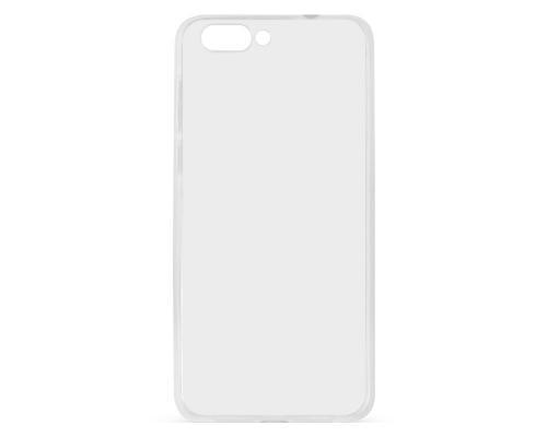 Силиконовый чехол для Asus Zenfone 4 Max Pro ZC554KL плотный прозрачный