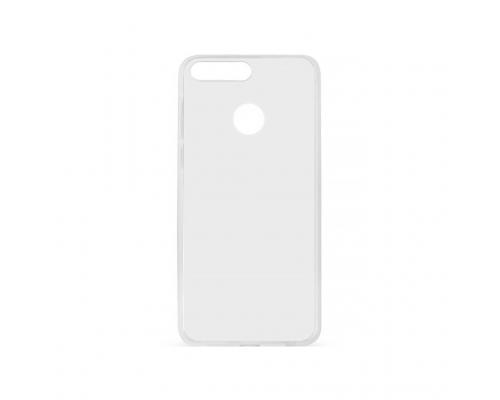 Силиконовый чехол для Huawei Honor 10 Lite плотный прозрачный