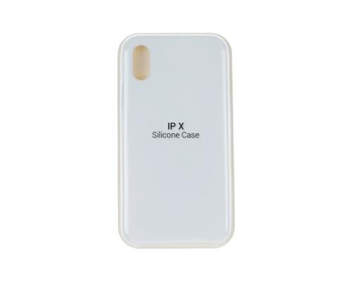 Силиконовый чехол для iPhone X Vixion