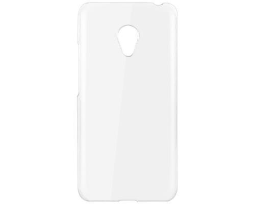 Силиконовый чехол для Meizu M3S плотный прозрачный