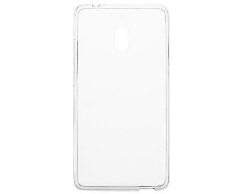 Силиконовый чехол для Nokia 2.1 плотный прозрачный