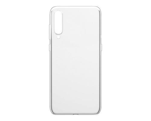 Силиконовый чехол для Xiaomi Mi 9 плотный прозрачный