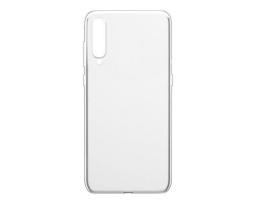 Силиконовый чехол для Xiaomi Mi 9 SE плотный прозрачный