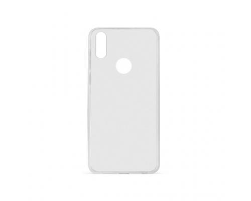 Силиконовый чехол для Xiaomi Mi 8 плотный прозрачный