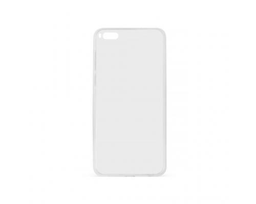 Силиконовый чехол для Xiaomi Mi Note 3 прозрачный