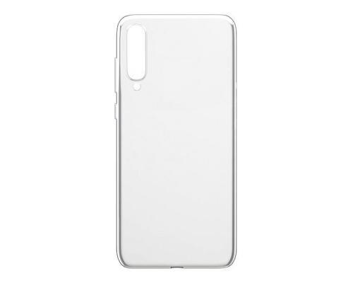 Силиконовый чехол для Xiaomi Mi 9 Lite/Mi CC9 плотный прозрачный