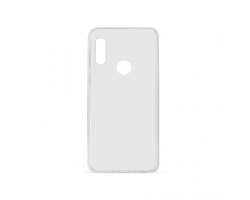 Силиконовый чехол для Xiaomi Redmi Note 6 Pro плотный прозрачный
