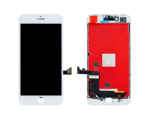 Дисплей для iPhone 8 Plus + тачскрин с рамкой Vixion