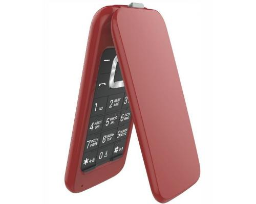 Мобильный телефон-раскладушка Olmio F18