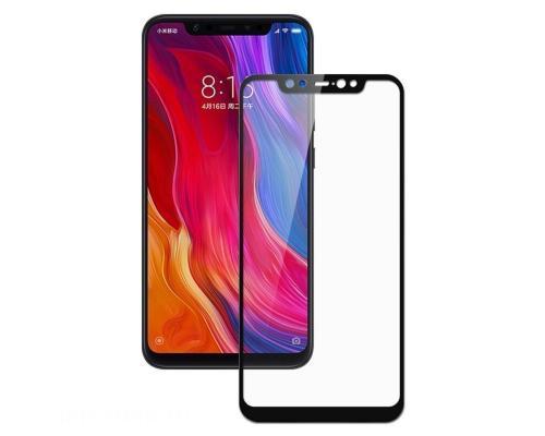 Защитное стекло 3D для Xiaomi Mi 8