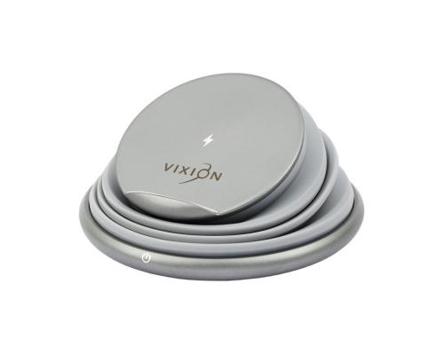 Подставка с беспроводным ЗУ и подсветкой Vixion W11