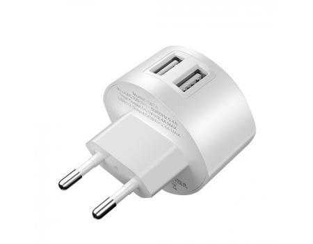 Сетевое зарядное устройство USB Hoco C67A 2.4А
