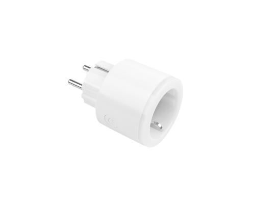 Умная розетка Zetton Smart Plug 16А с подсветкой