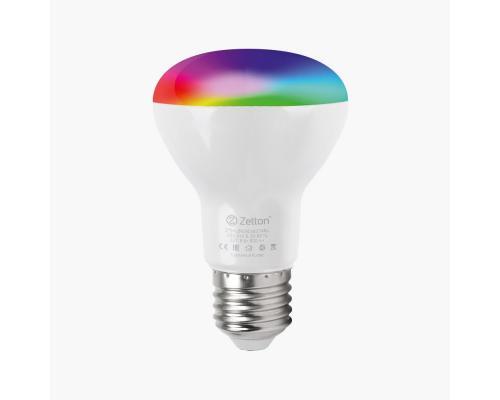 Умная лампочка Zetton LED RGBCW Wi-Fi Bulb BR20 E27 8Вт