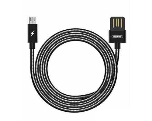 USB кабель microUSB Remax RC-080m