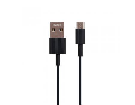 USB кабель microUSB Remax RC-120m 0.3м