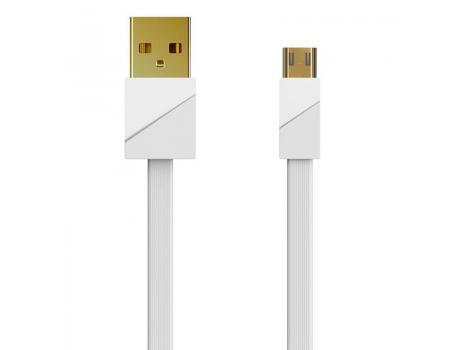 USB кабель microUSB Remax RC-048m
