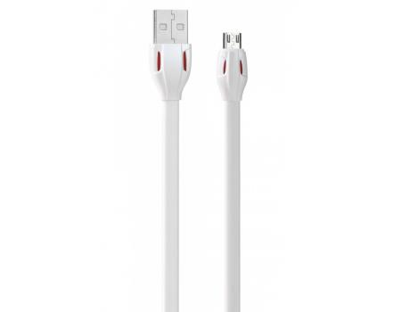 USB кабель microUSB с подсветкой Remax RC-035m