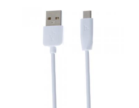 USB кабель microUSB Hoco X1 Rapid