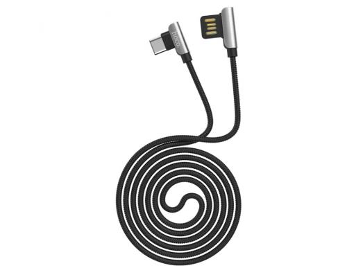 USB кабель Type-C Hoco U42 Exquisite Steel