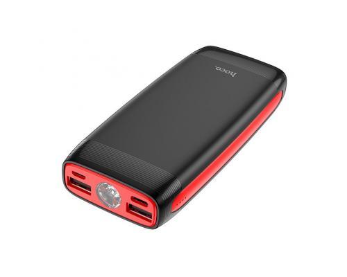 Внешний аккумулятор 2хUSB Hoco J64 Tough Power Bank 10000mAh
