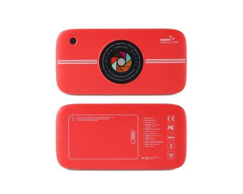 Внешний аккумулятор с беспроводной зарядкой Remax Camera RPP-91 10000mAh