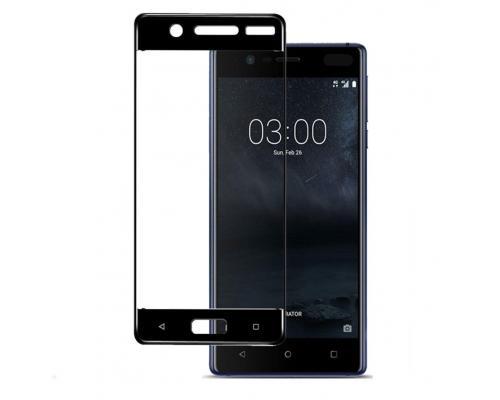 Защитное стекло 3D для Nokia 5