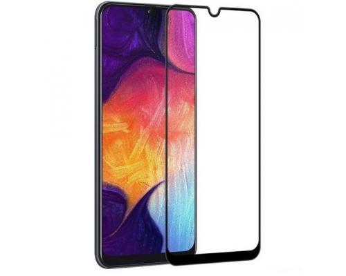 Защитное стекло 3D для Samsung A20