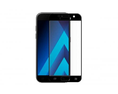 Защитное стекло 3D для Samsung A7 (2017)