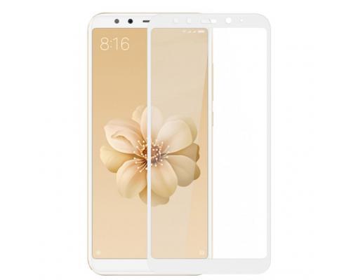 Защитное стекло 3D для Xiaomi Mi 6X (A2)