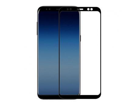 Защитное стекло 3D для Samsung A8 Plus