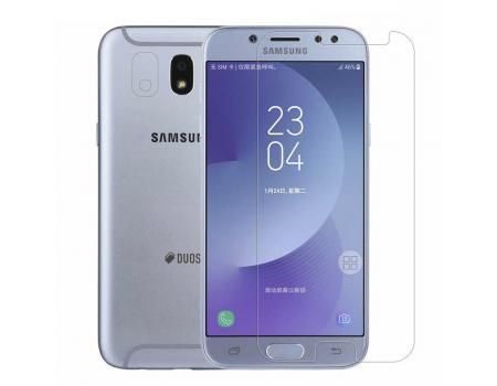 Защитное стекло для Samsung J3 2016 прозрачное