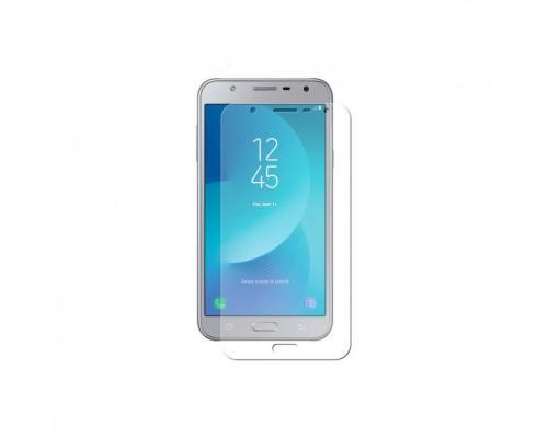 Защитное стекло для Samsung J7 Neo прозрачное